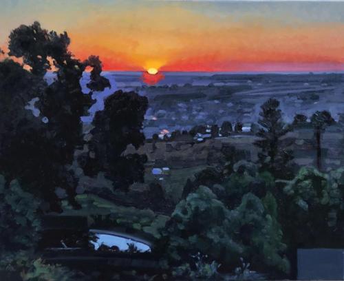 cuadro-jeffrey-puesta-de-sol
